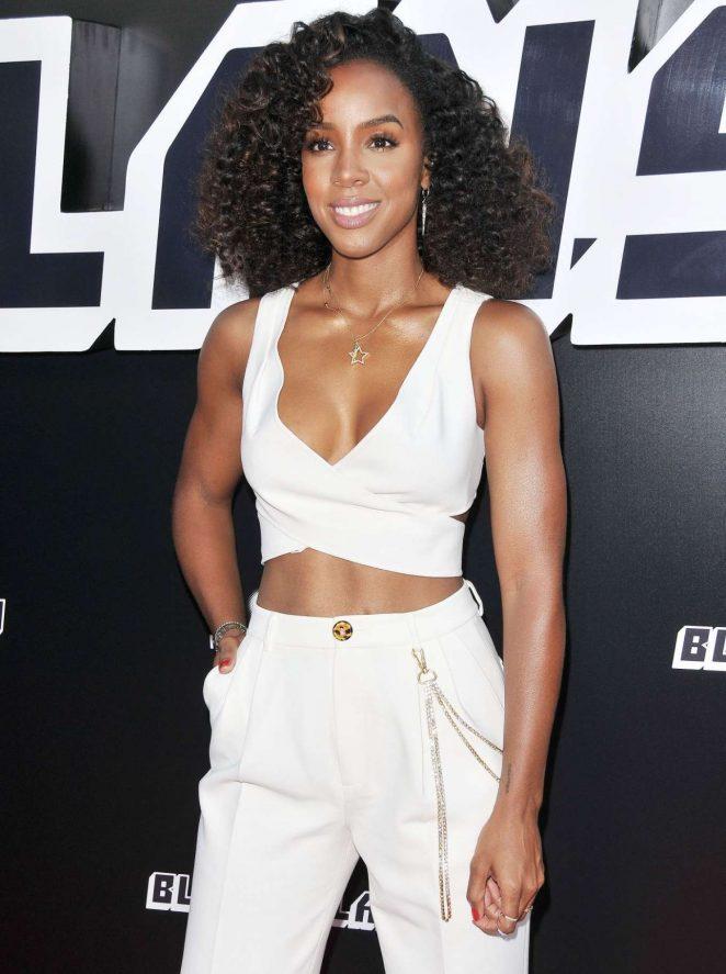 Kelly Rowland - 'BlacKkKlansman' Premiere in Los Angeles