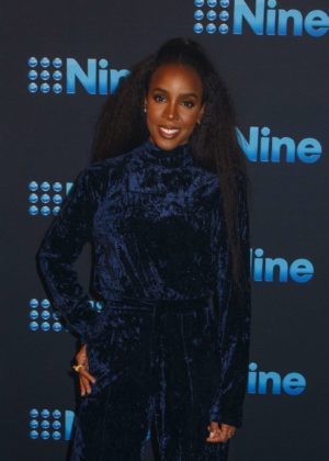 Kelly Rowland - Channel Nine Upfronts 2018 Event in Sydney
