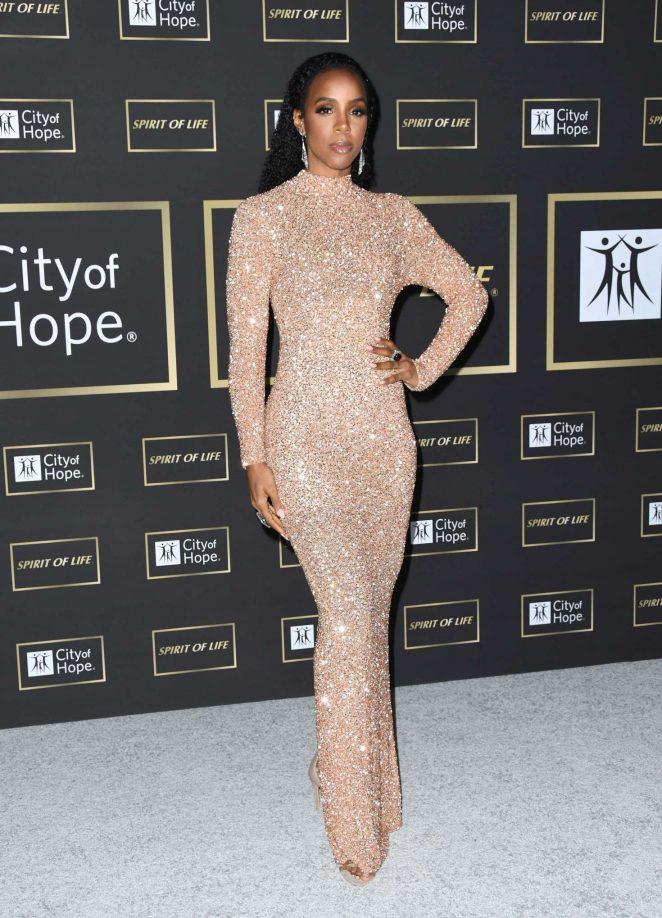 Kelly Rowland - City of Hope Gala 2018 in Los Angeles