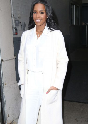 Kelly Rowland - HuffPost Live in New York City