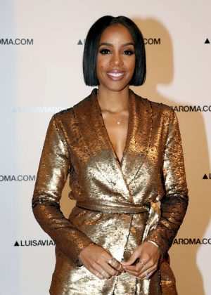 Kelly Rowland - LuisaViaRoma Firenze4Ever - Fashion, music and art in Florence