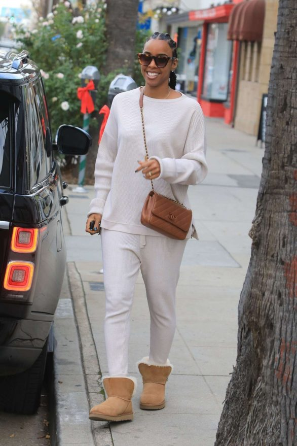 Kelly Rowland - Out in Los Angeles