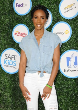 Kelly Rowland - Safe Kids Day 2016 in Los Angeles
