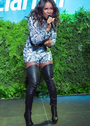 Kelly Rowland - Spring Kickoff with Claritin Event in NYC
