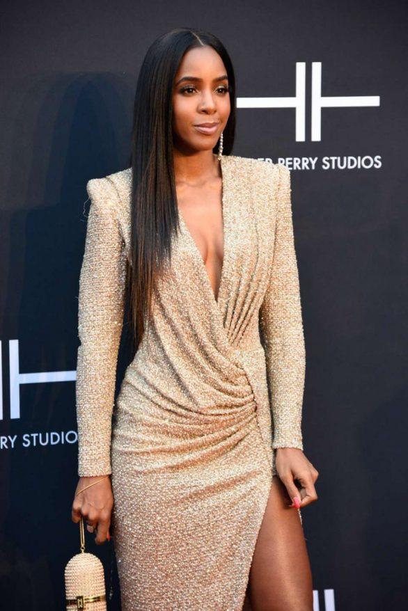 Kelly Rowland - Tyler Perry Studios Grand Opening Gala in Atlanta