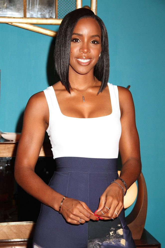 Kelly Rowland: Uncle Bens Beginners Cooking Contest -06