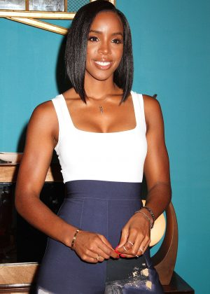 Kelly Rowland - Uncle Ben's Beginners Cooking Contest in NYC