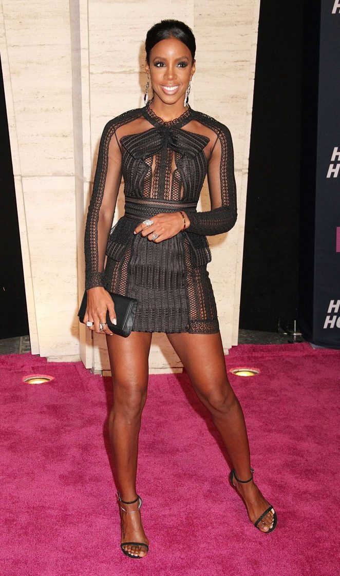 Kelly Rowland – VH1 Hip Hop Honors 2016 in New York City