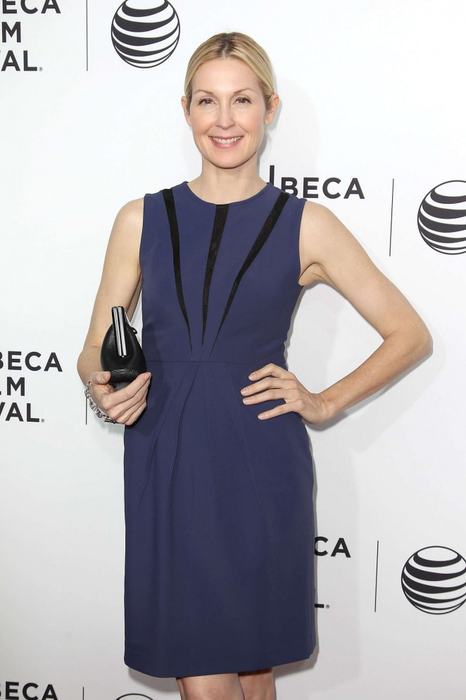 """Kelly Rutherford - """"Live From New York!"""" Premiere at 2015 Tribeca Film Festival in NY"""