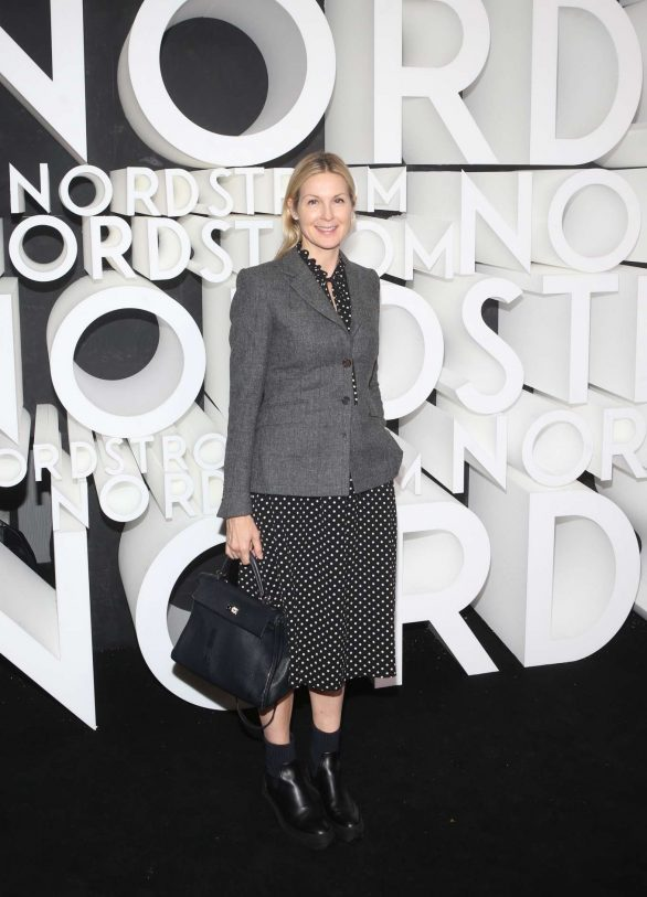 Kelly Rutherford - Nordstrom Grand Opening in New York City