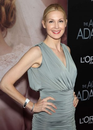 Kelly Rutherford - 'The Age of Adaline' Premiere in NYC