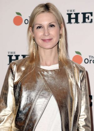 Kelly Rutherford - 'The Hero' Screening in New York City