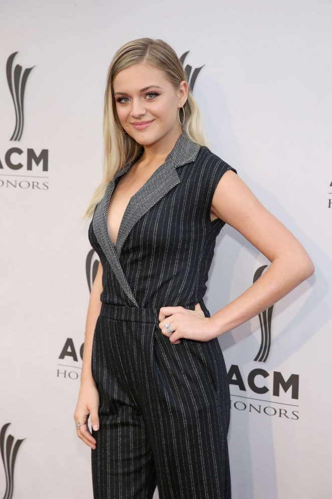 Kelsea Ballerini - 12th Annual ACM Honors in Nashville