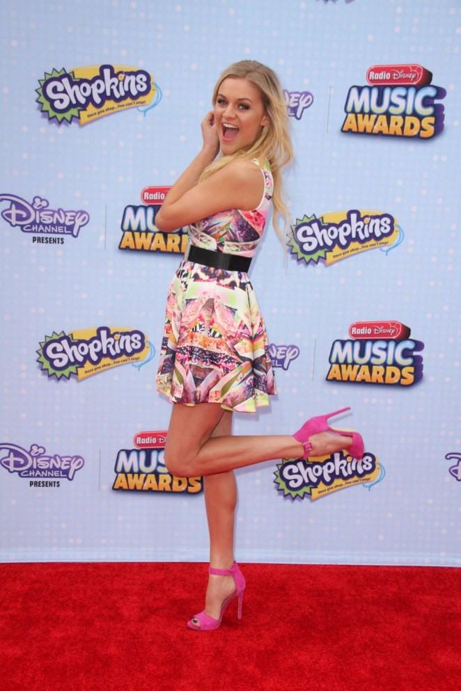 Kelsea Ballerini - 2015 Radio Disney Music Awards in Los Angeles