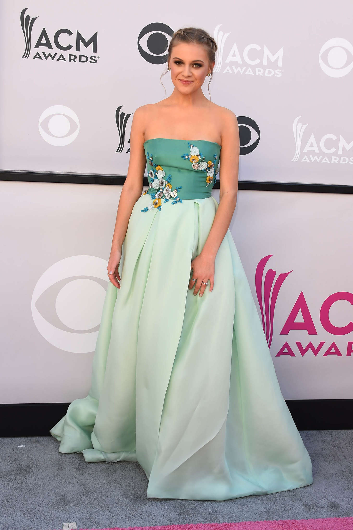 Kelsea Ballerini - 2017 ACM Awards in Las Vegas