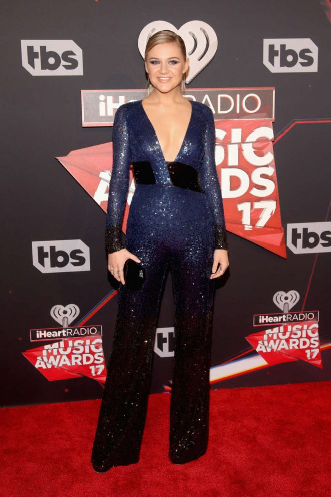 Kelsea Ballerini - 2017 iHeartRadio Music Awards in Los Angeles