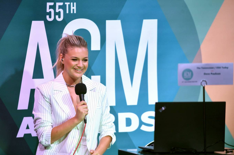 Kelsea Ballerini 2020 : Kelsea Ballerini – 2020 Academy Of Country Music Awards Virtual Radio Row in Nashville-01