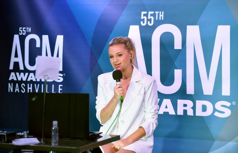 Kelsea Ballerini 2020 : Kelsea Ballerini – 2020 Academy Of Country Music Awards Virtual Radio Row in Nashville-06