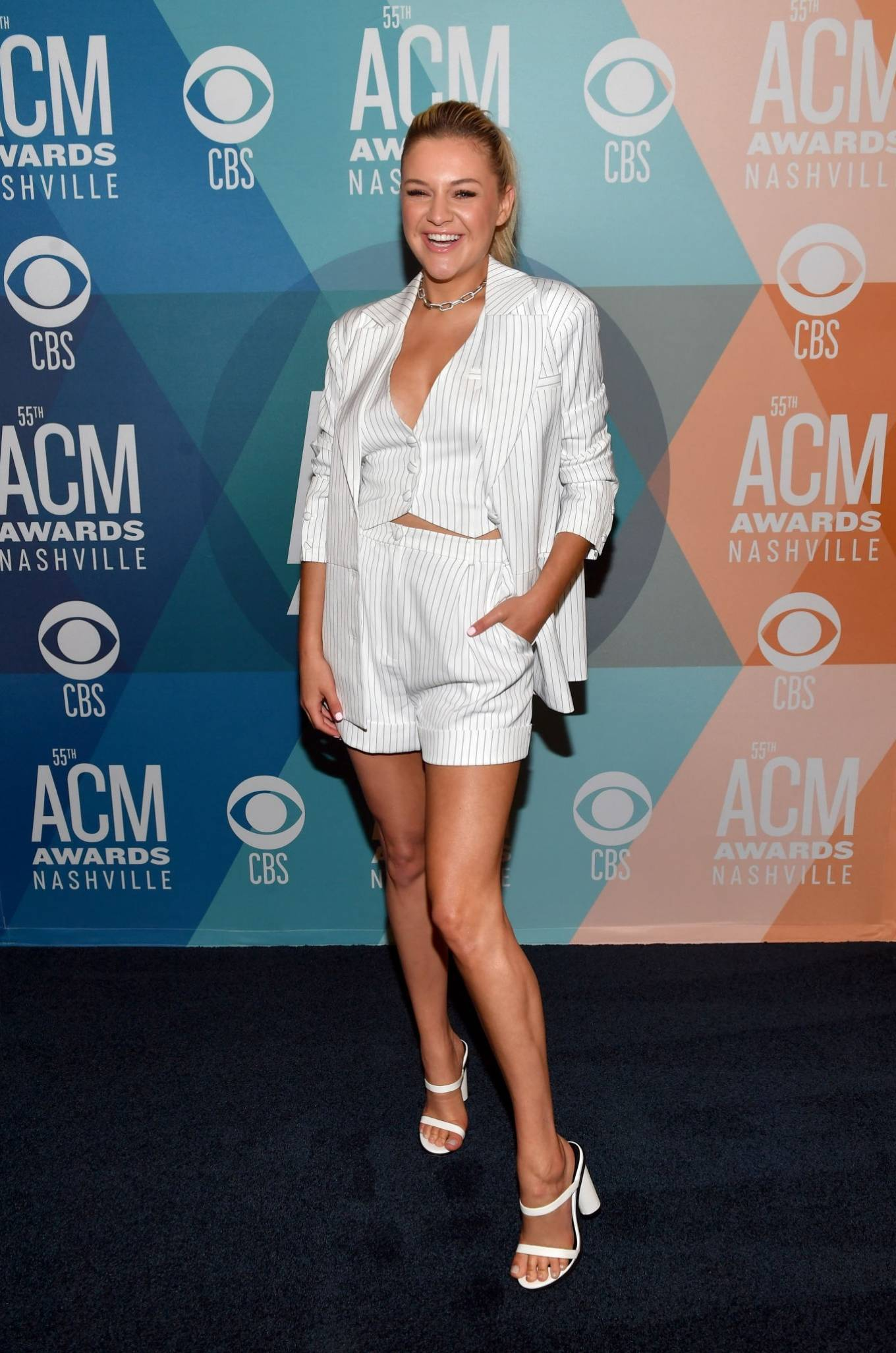 Kelsea Ballerini 2020 : Kelsea Ballerini – 2020 Academy Of Country Music Awards Virtual Radio Row in Nashville-07