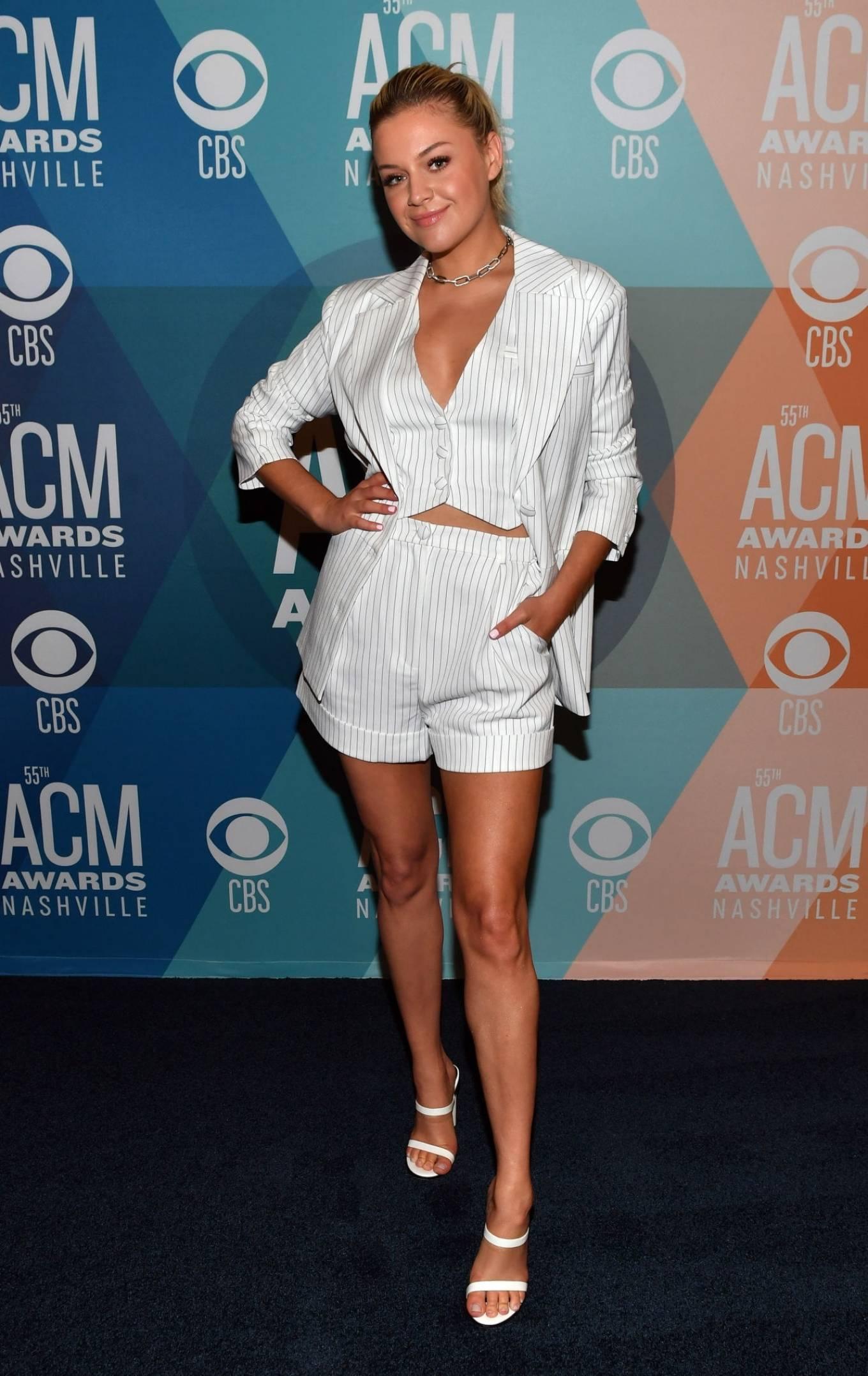 Kelsea Ballerini 2020 : Kelsea Ballerini – 2020 Academy Of Country Music Awards Virtual Radio Row in Nashville-08