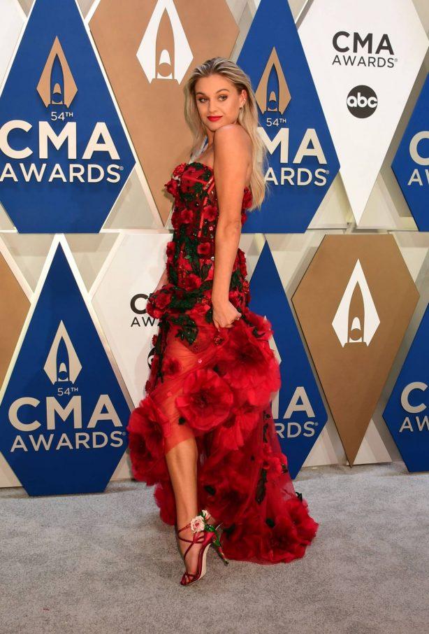 Kelsea Ballerini - 2020 CMA Awards in Nashville