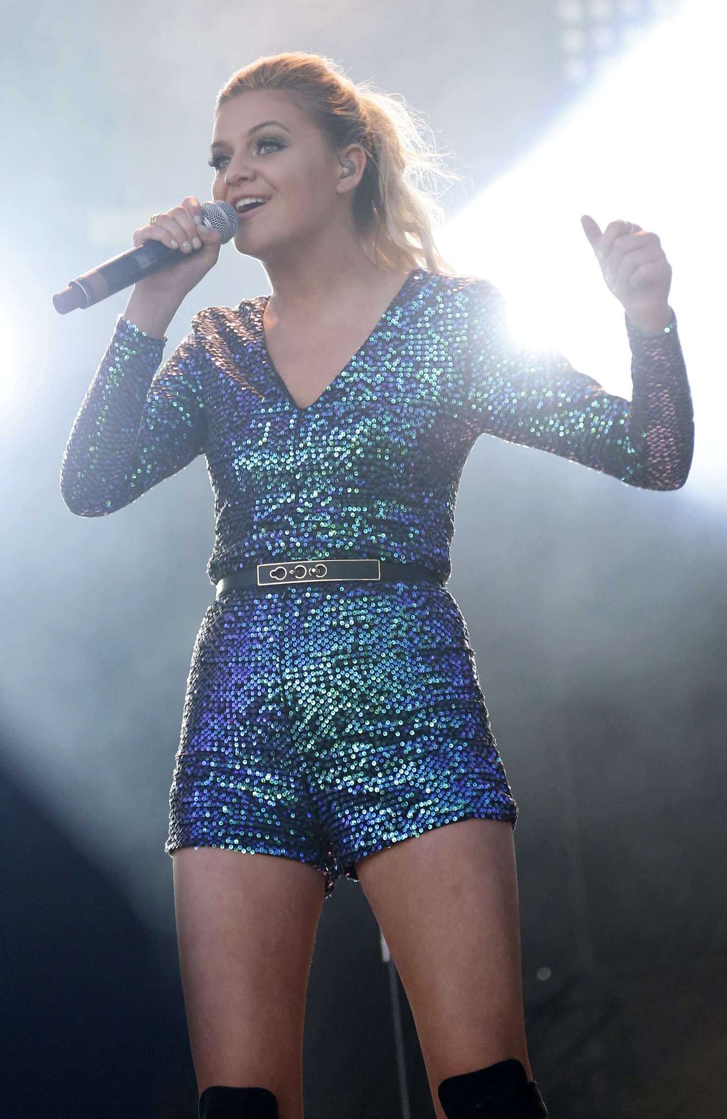Kelsea Ballerini - 4th ACM Party For A Cause Festival in Las Vegas