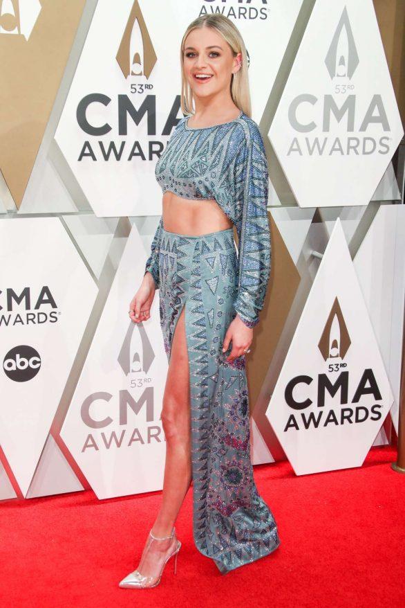 Kelsea Ballerini - 2019 CMA Awards in Nashville