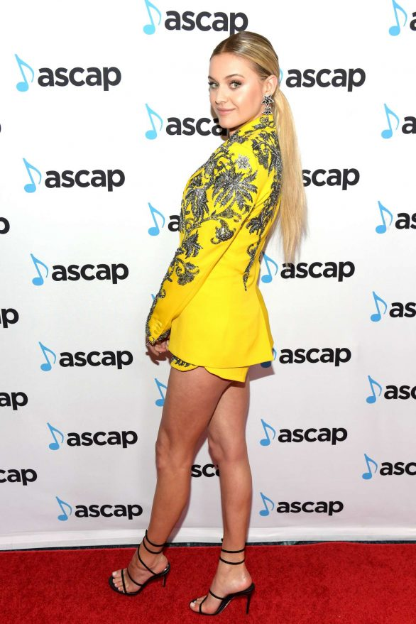 Kelsea Ballerini - 57th Annual ASCAP Country Music Awards in Nashville