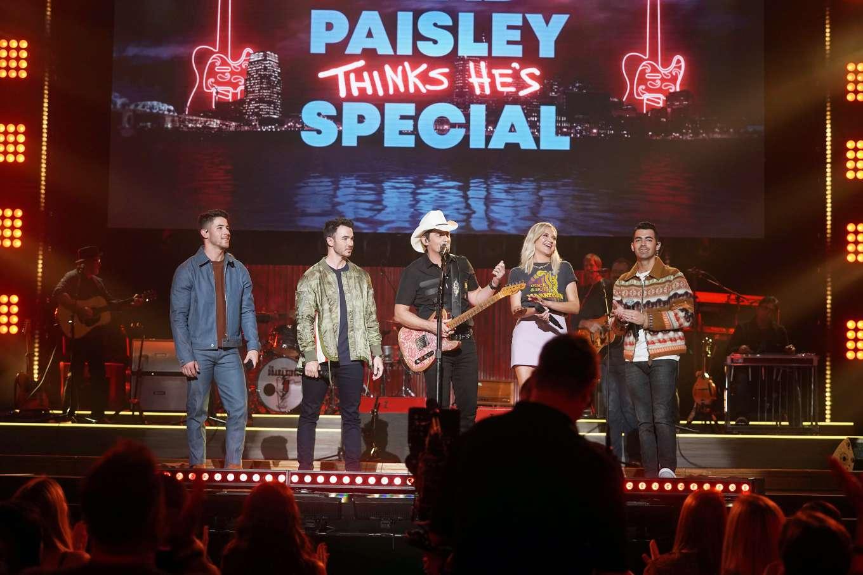 Kelsea Ballerini 2019 : Kelsea Ballerini – ABC Special Brad Paisley Thinks Hes Special-01