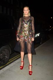 Kelsea Ballerini - Arrives at LFW Love Magazine and Youtube Party in London