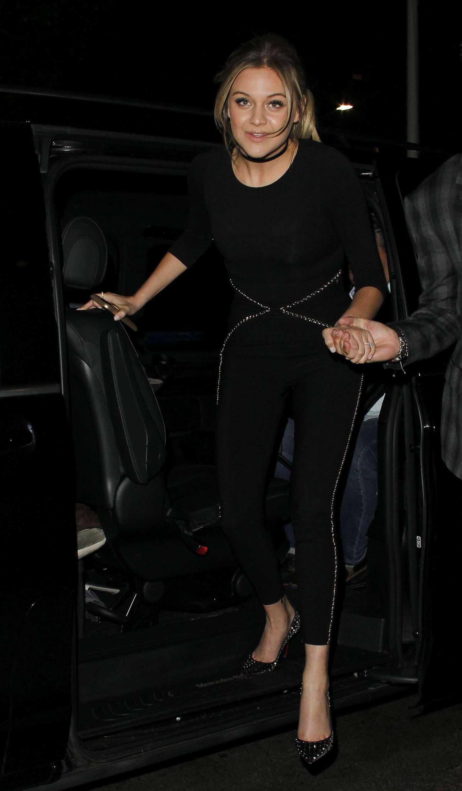 Kelsea Ballerini - Arriving at Her Hotel in Mayfair