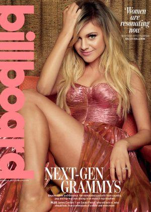 Kelsea Ballerini - Billboard Grammy Preview Cover Shoot 2017