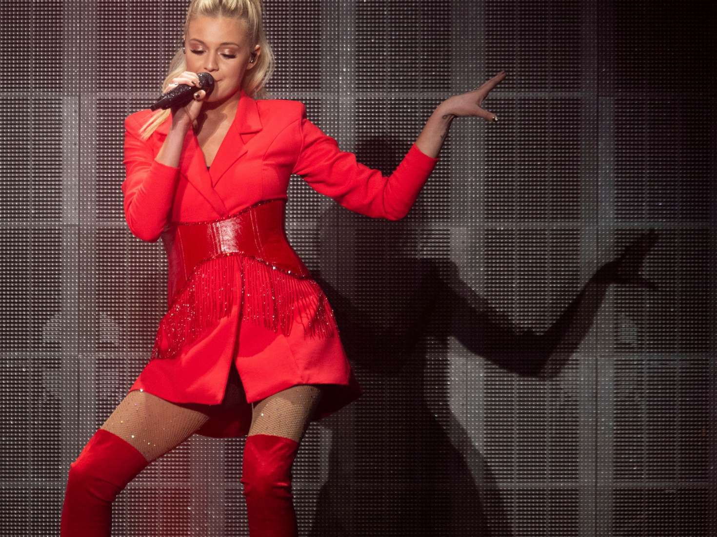 Kelsea Ballerini - 'Miss Me More' Tour at Civic Coliseum in Knoxville