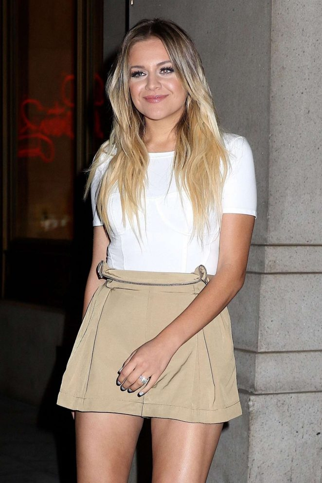 Kelsea Ballerini - Night out at Nobu in New York City