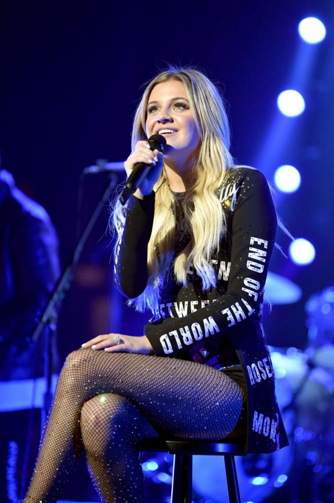 Kelsea Ballerini - Performs onstage for the opening night of The Unapologetically Tour in Birmingham