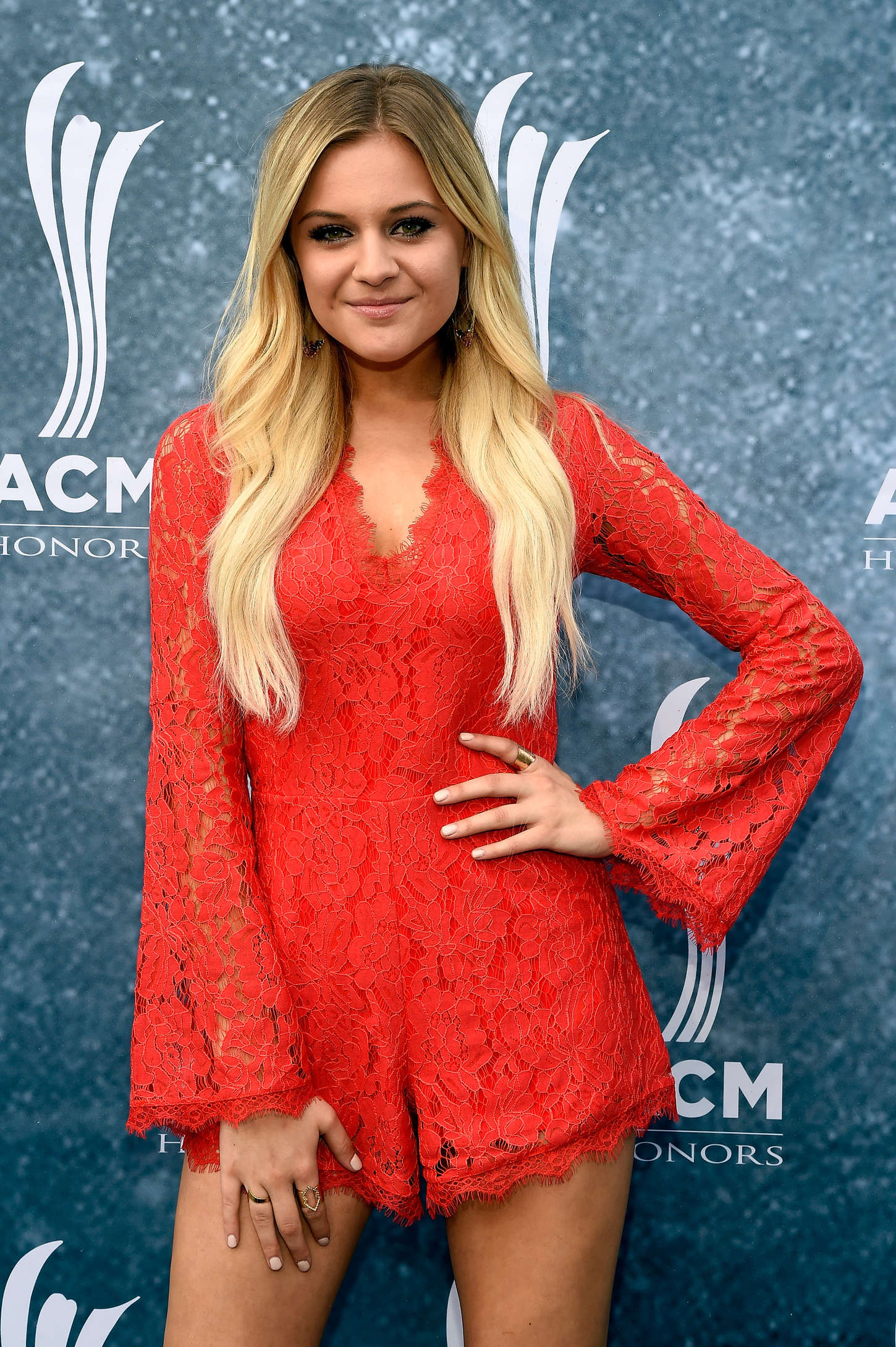 Kelsea Ballerini - The 9th Annual ACM Honors in Nashville