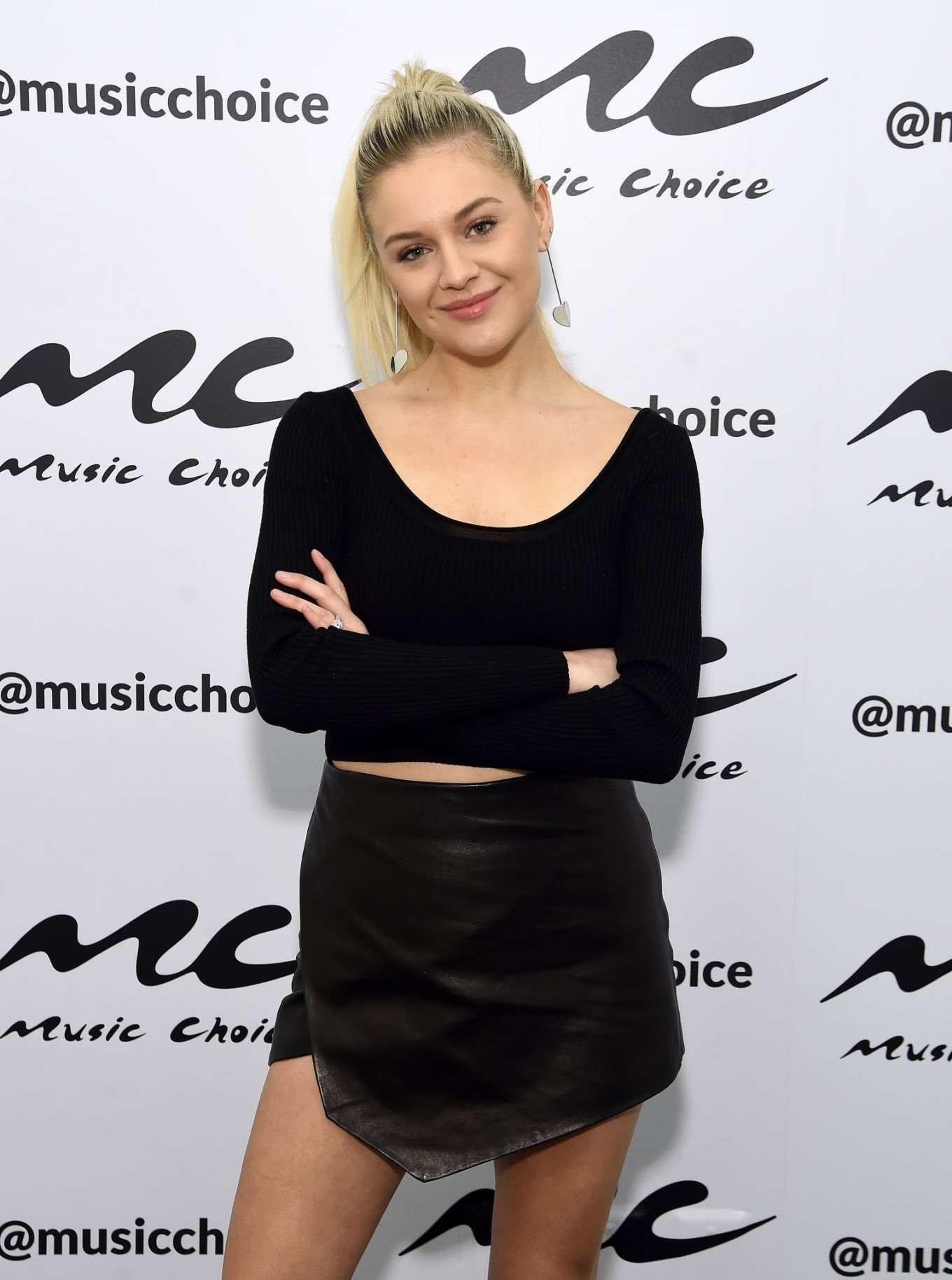 Kelsea Ballerini 2020 : Kelsea Ballerini visiting Music Choice in NYC-08
