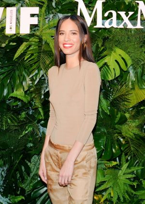 Kelsey Chow - Max Mara WIF Face Of The Future in Los Angeles