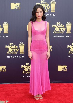 Kelsey Chow - MTV Movie and TV Awards 2018 in Santa Monica