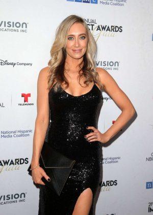 Kelsey Crane - 2018 National Hispanic Media Coalition Impact Awards in LA