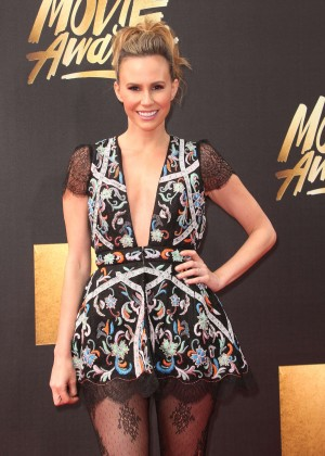 Keltie Knight - 2016 MTV Movie Awards in Burbank