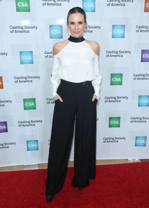 Keltie Knight - 2017 Artios Awards in Los Angeles