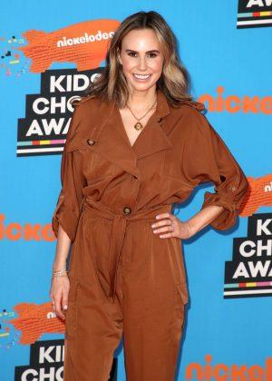 Keltie Knight - 2018 Nickelodeon Kids' Choice Awards in Los Angeles