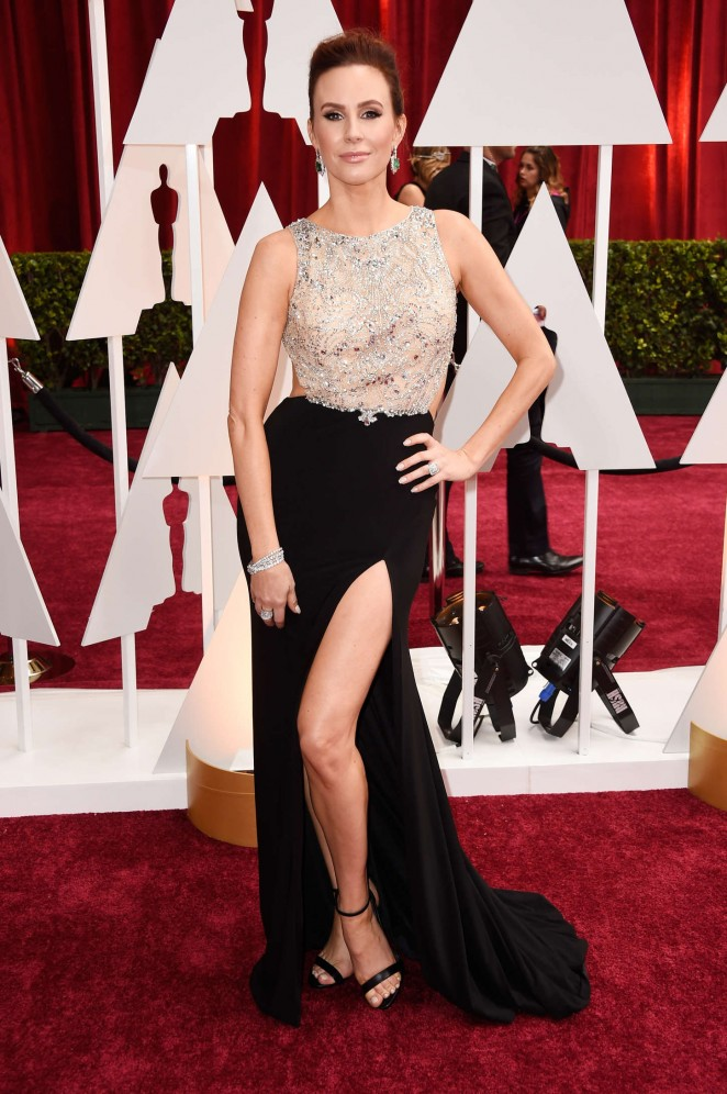 Keltie Knight - 2015 Academy Awards in Hollywood
