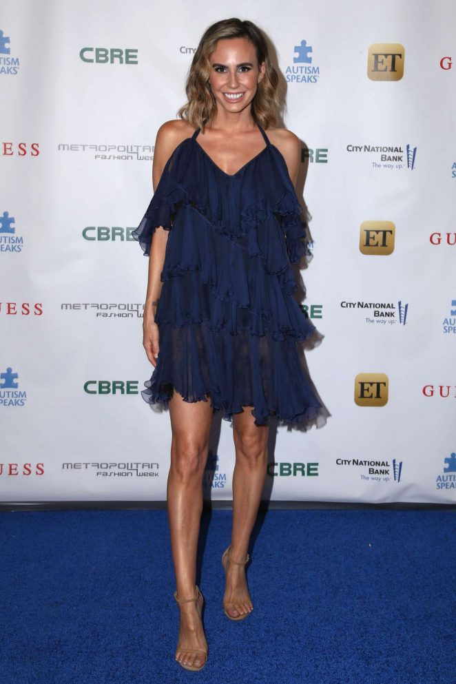 Keltie Knight - Autism Speaks La Vie En BLUE Fashion Gala in Burbank