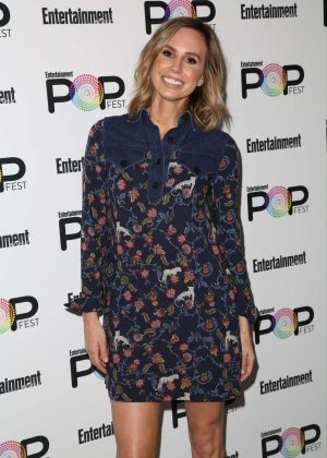 Keltie Knight - Entertainment Weekly PopFest in Los Angeles