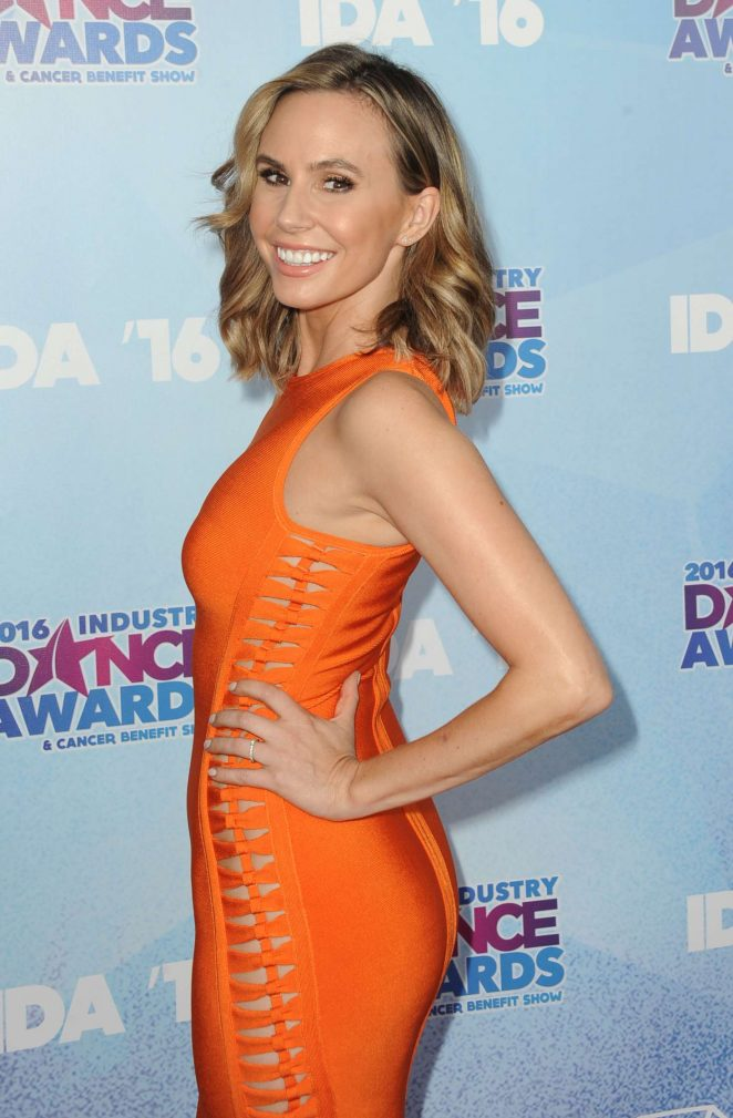 Keltie Knight - Industry Dance Awards 2016 and Cancer Benefit Show in LA