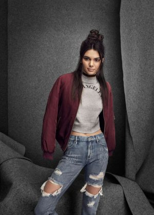 Kendall and Kylie Jenner - Golden Child PacSun Collection 2016