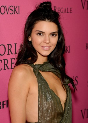 Kendall Jenner - 2015 Victoria's Secret Fashion Show After Party in NYC