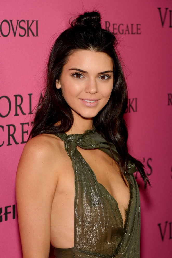 Kendall Jenner – 2015 Victoria's Secret Fashion Show After Party in NYC